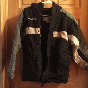 Boys Heavy Columbia Coat